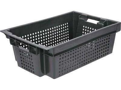 Ящик пластиковый 600x400х200 усиленный