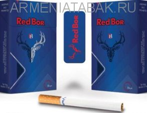 Red Bor Blue king size ( Duty free)