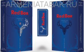 Red Bor Blue Medium size ( Duty free)