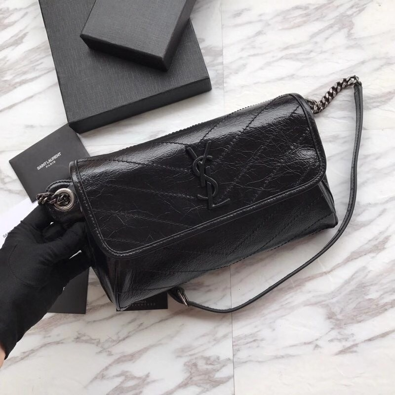 YSL Niki body bag 28 cm
