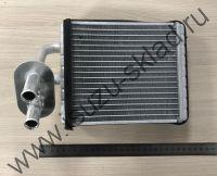 Радиатор отопителя салона NQR71 / NQR75
