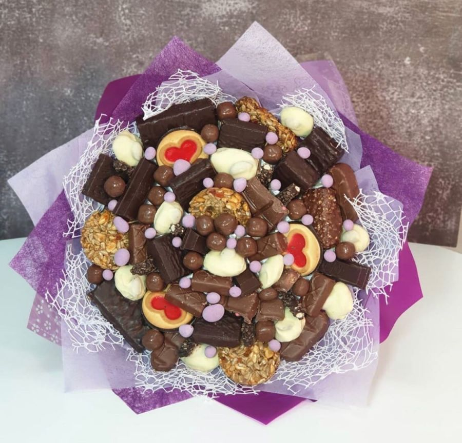 Шоколадный букет №3