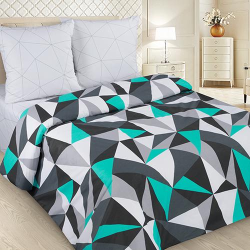 Мозаика постельное белье поплин