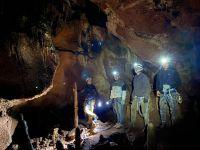 Экстремальный спелеотур в пещеру МАН