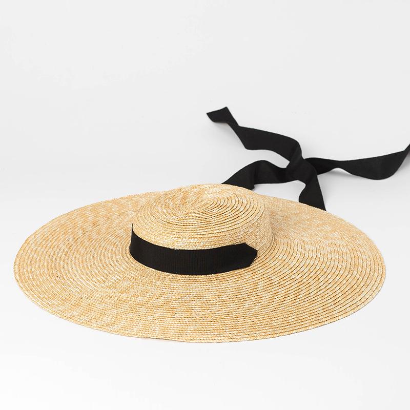 Шляпа с полями 20 см