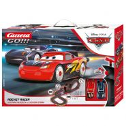 Автотрек Carrera GO!!! - Disney Rocket Racer 62518