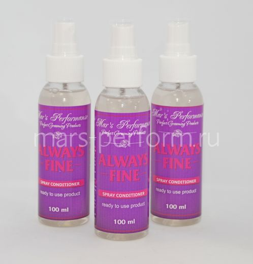Always Fine Spray Conditioner 100 мл