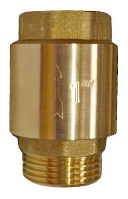 """Обратный клапан 1""""  ALEAGO /1 дюйм/"""