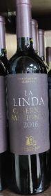 Вино Finca La Linda, Luigi Bosca, Cabernet Sauvignon  2016 г.