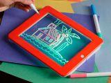Магический планшет для рисования с подсветкой