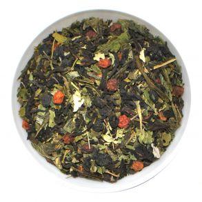 """Черный чай """"Для бани"""". Eco-line"""