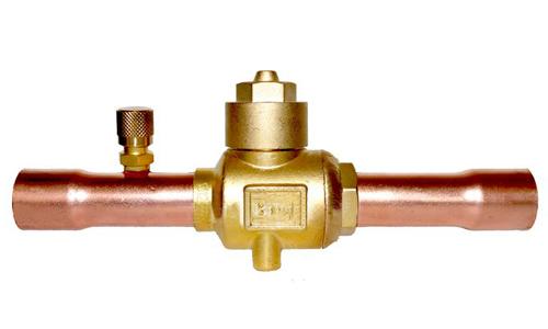 Шаровые вентили с клапаном шредера GBC-BV 10S 3/8