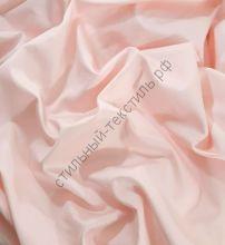 Сатин люкс пудра розовая