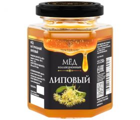 Липовый мёд (230 гр)
