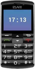 Говорящий кнопочный телефон для слепых с голосовым управлением Elari SafePhone