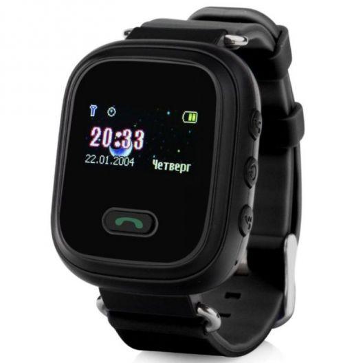 iizw Улучшенные детские умные часы-телефон с GPS-трекером Smart Baby Watch Q60S (СМАРТ БЕЙБИ ВОТЧ) (черные) Новые, Гарантия, Доставка
