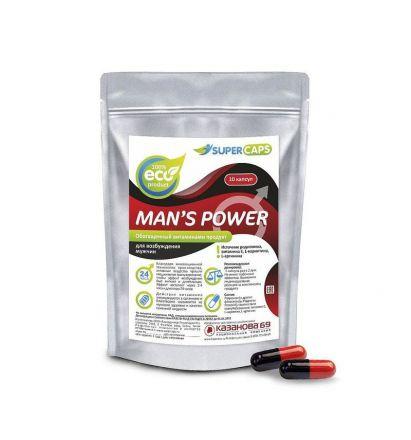Man's Power 10 капсул