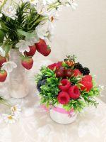 букет мыльных ягод