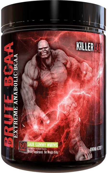 Brute BCAA, 450 гр,  Killer Labz