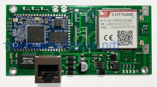 Встраиваемый роутер с интегрированным LTE-модемом AXR-5i PoE