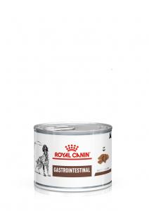 Консервы ROYAL CANIN GASTRO INTESTINAL диета для собак при при нарушении пищеварения 200гр
