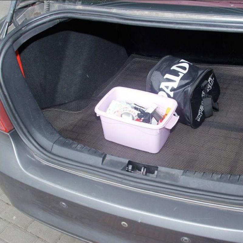 iizw Противоскользящий резиновый коврик на пол багажника автомобиля ANTI-SLIP BOOT MAT (АНТИСЛИП ВУТ МЭТ) Новый, Гарантия, Доставка