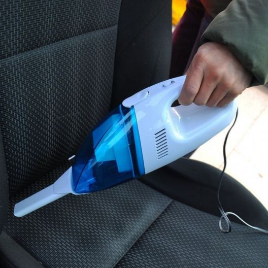 iizw Портативный вакуумный пылесос для салона автомобиля VACUUM CLEANER PORTABLE (ВАКУУМ КЛИНЕР ПОРТАБЛ) Новый, Гарантия, Доставка