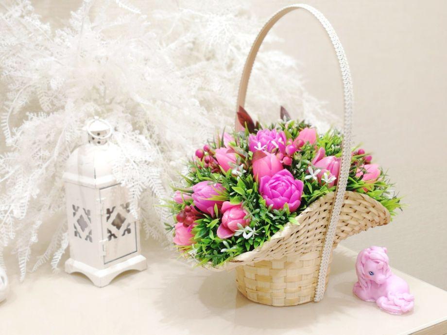 ~Яркие тюльпаны~