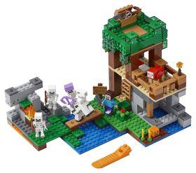 21146 Лего Нападение армии скелетов