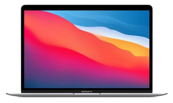 "Ноутбук Apple MacBook Air 13 Late 2020 (Apple M1/13.3""/2560x1600/8GB/512GB SSD/DVD нет/Apple graphics 8-core/Wi-Fi/Bluetooth/macOS)"