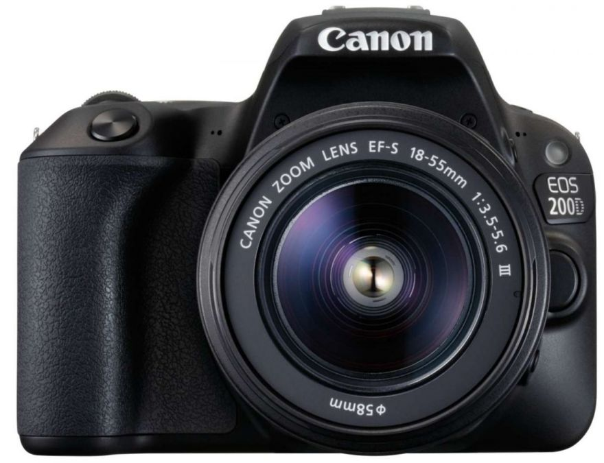 Canon EOS 200D Kit 18-55 mm