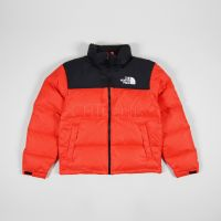 The North Face Retro Nuptse Jacket red