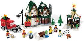 10222 Лего Зимняя деревенская почта