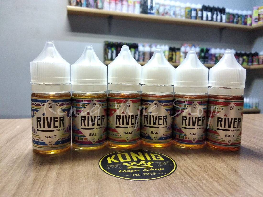 River Salt 30ml