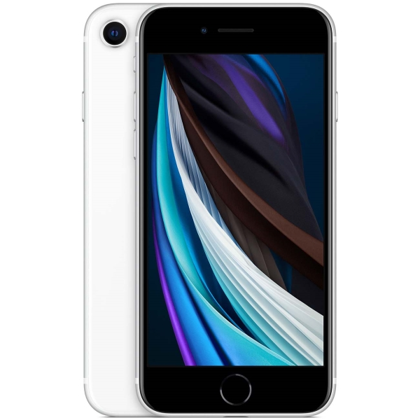 Смартфон Apple iPhone SE (2020) 128GB White RU Уценка