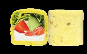 Тортилья вегетариано