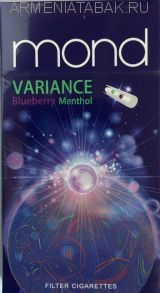 Mond VARIANCE Blueberry Menthol (Duty free)