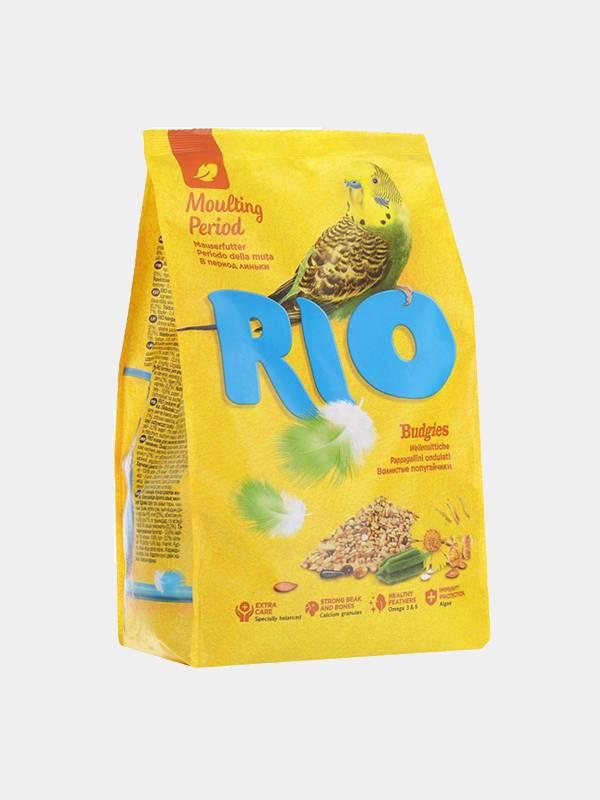 "Корм ""RIO"" для волнистых попугайчиков  500гр"
