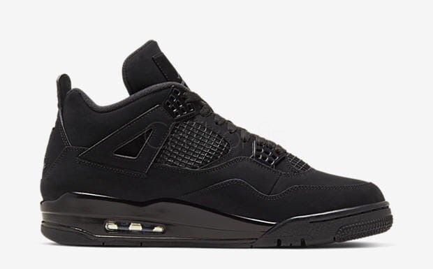 Nike Air Jordan 4 SE Black