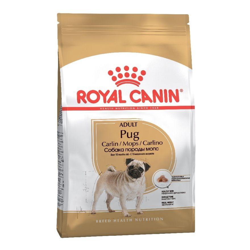 Сухой корм для собак ROYAL CANIN Pug Adult 1,5кг