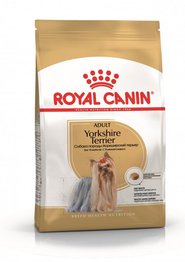 Сухой корм для собак ROYAL CANIN Yorkshire Terrier 500г
