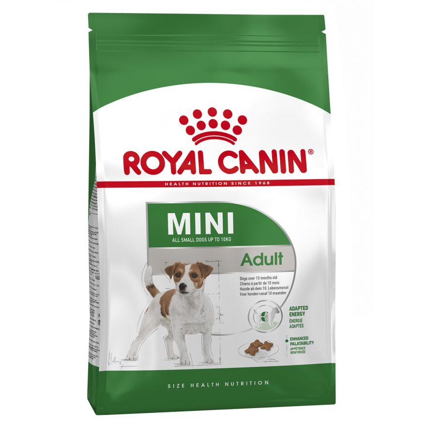 Сухой корм для собак ROYAL CANIN MINI ADULT 2кг