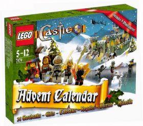 7979 Лего Новогодний календарь Замок