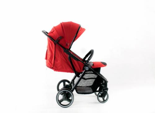 Модель BabyZz B100 красная