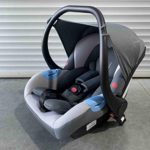 Автокресло для Hot mom 360 серый