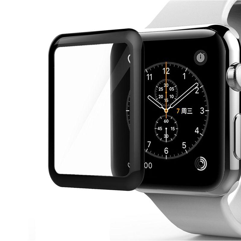 Защитное стекло 3D Apple Watch 38 mm
