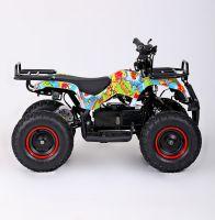 MOTAX MINI GRIZLIK Х-16 BIG WHEEL 1000W элетроквадроцикл вид 5