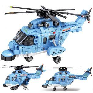 Конструктор LEGO военный вертолет