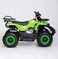 Mowgli Mini Hardy 4T Квадроцикл бензиновый салатовый 5