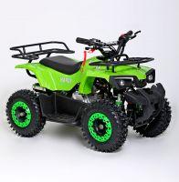 Mowgli Mini Hardy 4T Квадроцикл бензиновый салатовый 6